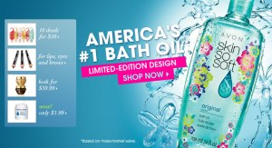 Americ'a #1 bath oil