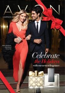 Avon Brochure Campaign 24  2014