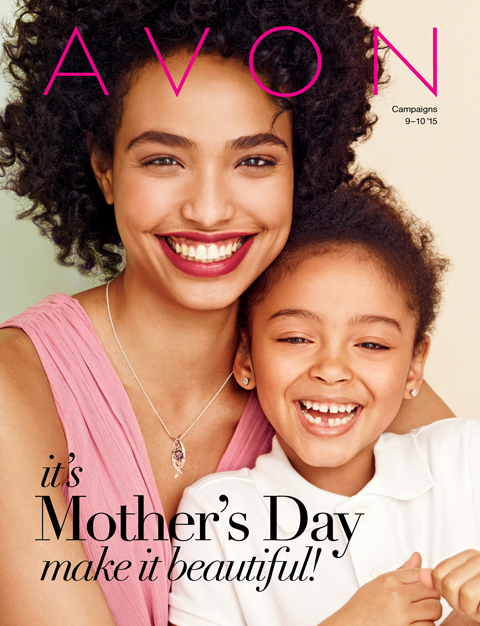 AVON MOTHERS DAY FLIER