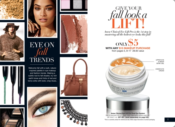 FALL 2015 TRENDS FROM AVON #NYFW