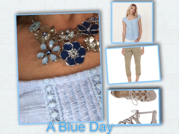 A Blue Day
